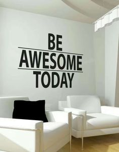 Be Awesome Today - FABAPC