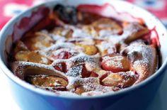 Weight Watchers plum Amaretto pudding recipe - goodtoknow
