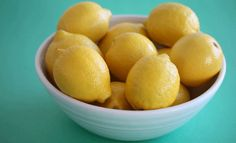 10 Ways To Clean With Lemons - Home