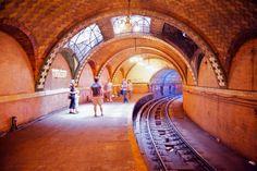 Geheime U-Bahn-Station unter City Hall