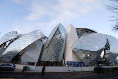 museo Fondation Louis Vuitton - Buscar con Google