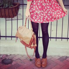 Free People Dress with Ruche Oxfords