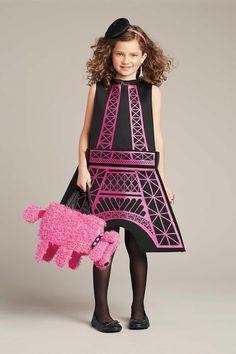 Eiffel Tower Costume for Girls: #Chasingfireflies $9.97