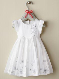 #Robe de cérémonie bébé fille - Collection automne hiver 2013 - www.vertbaudet.fr