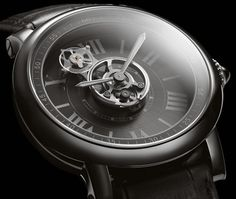 Cartier Astrotourbillon Carbon Crystal Limited Edition Watch