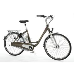 Kalkhoff's Pedal-Assist Electric Bicycles
