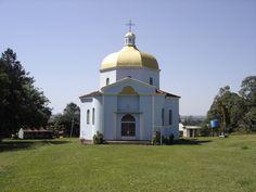 Igreja ucraniana da comunidade Km 10, em Apucarana