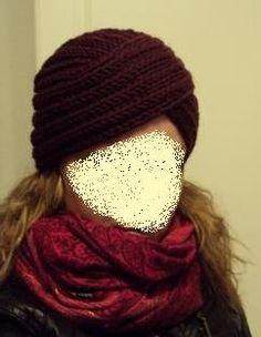 Something To Do, Knitted Hats, Knit Crochet, Beanie, Knitting, Crocheting, Easy, Fashion, Crochet