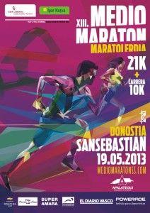 13ª Medio Maratón de San Sebastián