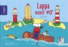LAPPA waait weg ISBN 9789082114928