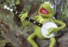 Kermit LEFT HANDED