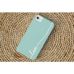 So simple but so cute! I can always use more iphone 5 cases! Preferably cute but gel cause hard cases are hard to get off...