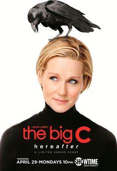 #TheBigC - poster da 4ª e Ultima temporada. Estreou a 30 de Abril