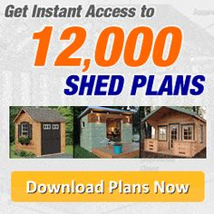 Amazing Shed Plans - My Shed Plans Now You Can Build ANY Shed In A Weekend Even If You've Zero Woodworking Experience! Start building amazing sheds the easier way with a collection of shed plans! Woodworking Courses, Learn Woodworking, Teds Woodworking, Woodworking Projects, Woodworking Patterns, Wood Projects, Woodworking Enthusiasts, Woodworking Inspiration, Japanese Woodworking