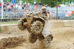ATV Mud Bogging | ATV Mud Bog at the Warren County Farmers' Fair | lehighvalleylive.com