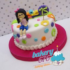 "19 Me gusta, 1 comentarios - Bakery 676 / Guatemala (@bakery676) en Instagram: ""#girlcake #bakery676cakes #bakery676"""
