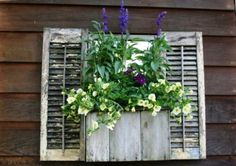reclaimed shutter projects   10 ways to use reclaimed shutters in the garden