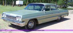 1964 Chevrolet Bel Air 4-Door Sedan