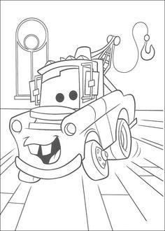 Dibujos de Carros para Colorear  Patrones  Pinterest  Carros