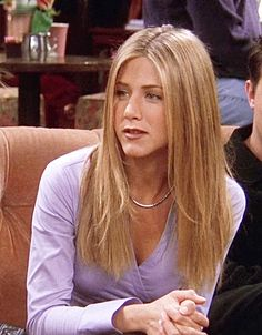 rachel friends season 3 hair - Google Search | Style ...