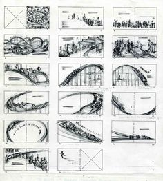 Portfolio Tips by Marla Frazee  Studio Roller Coaster Thumbnails