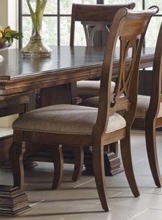 Kincaid Portolone Harp Back Side Chair Wooden Dining Chairs, Dining Room Chairs, Side Chairs, Dining Rooms, Dining Room Furniture Design, Rooms Furniture, Dining Room Server, Chair Design Wooden, Classic Living Room