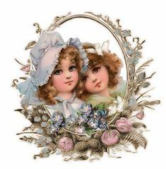 Valentine Images, Vintage Valentine Cards, Vintage Greeting Cards, Vintage Children Photos, Vintage Pictures, Vintage Images, Vintage Labels, Vintage Ephemera, Vintage Postcards
