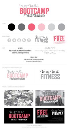 Monty Miller — a female friendly boot camp brand, whilst not doing anything brilliant, it is consistent and considered