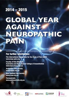 Global Year Against Neuropathic Pain 2014-2015