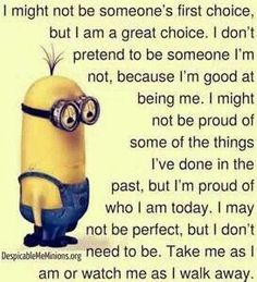 """Top collection of the best 28 Funny Inspirational Quotes And Minions Funny Memes """"Square box, round pizza, triangle slices. If sleep is good for the brain, Why is it not allowed in school? Best Funny sayings Cute Quotes, Great Quotes, Funny Quotes, Inspirational Quotes, Funny Memes, Awesome Quotes, Minion Jokes, Minions Quotes, Funny Minion"""