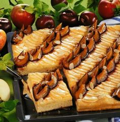 rezept-Apfel-Pflaumen-Kuchen vom Blech