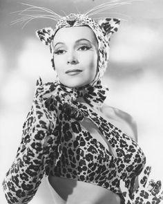 """Dolores Del Rio in """"Journey into Fear"""" (1942)"""