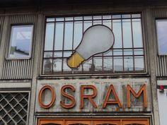 Osram light - Copenhagen Noerrebro