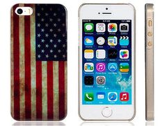 World Cup Brazil 2014 madness on #BestoreWorld !! ⚽️⚽️⚽️ BRAvsCHI #17 #USA  USA Flag Soccer Mondial 2014 Plastic Case for iPhone 5S Iphone 5 New