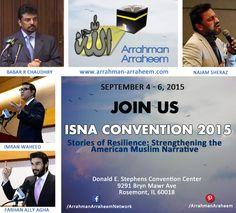 #ISNA #ISNA52Chicago #ARAR #BabarRChaudhry #Islam Bryn Mawr, Convention Centre, Islam, Events, American, Muslim