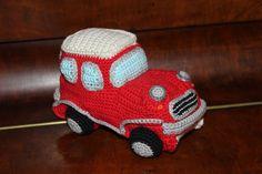 Handmade by Alpenkatzen Crochet Hats, Beanie, Mini, Vehicles, Handmade, Autos, Cats, Hand Made, Craft