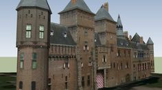 Castle de haar - 3D Warehouse