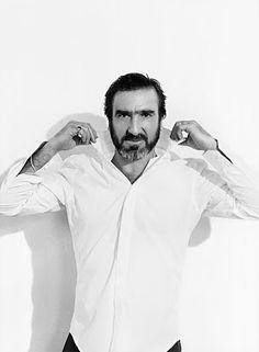 Ooh aah, Eric Cantona.