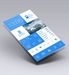 Metrozoop is beautiful, clean and Metro Style Blue & White Zooper Widget Theme.  METROZOOP – https://play.google.com/store/apps/details?id=com.jrs.zwskin.bwmetro