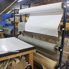 Sling Fabric On The Roll