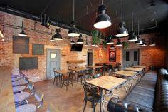 Aydınlatma ve Dekor Dünyasından Gelişmeler: Ramūnas Manikas'dan Klaipėda'da Tabu Restaurant #aydinlatma #lighting #design #tasarim #dekor #decor