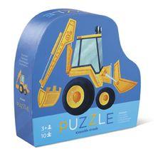 Mini puzzel Digger
