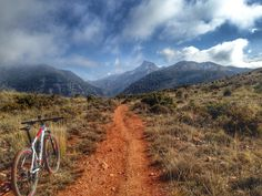 Mañana fresca de #mtb disfrutando a tope #bike #mountainbike