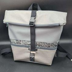 Carcassac sur Instagram: Sac à dos modèle Troïka médium. Duo de Simili doublé coton. 2 poches zippées à l'extérieur. Une poche de protection pour ta lette ou…