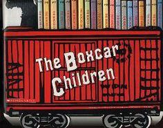 """The Boxcar Children where my favorite books as a child. """"^_^"""""""