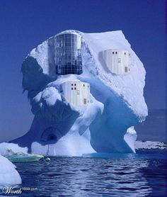 cool house...ha!