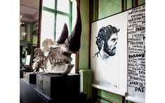 Anyone visiting Paris without dropping into Deyrolle is depriving their inner child of a strong dose of delight. Loaded with painstakingly preserved animals in dramatic poses that pop against its vivid blue walls, the beautifully restored 1888 showroom's flair for drama is due to Louis Albert de Broglie.