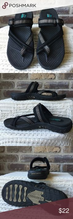 Sketcher sandals Sketcher sandals size 7. Little bit of wear on the bottom otherwise good condition. Sketchers Shoes Sandals