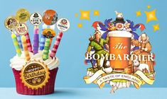 Paris Food & Drink Events: The Bombardier's Birthday!!! February 17 @ 19:00 - February 18 @ 02:00
