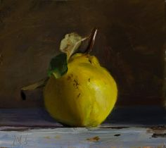 Quince -Julian Merrow Smith -- another small masterpiece!